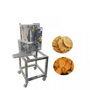 Industrial burger patty machine fish pattie forming machine meat pattie making machine