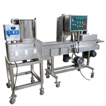 Industrial automatic burger patty forming machine/meat pie making machine/cutlet nugget making machine