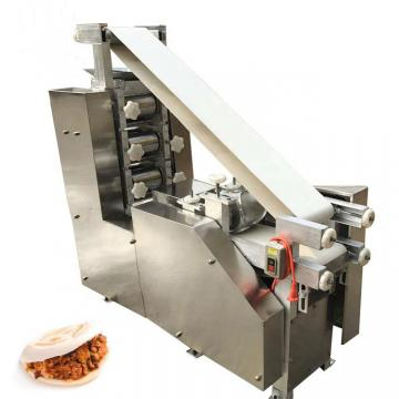 Factory supply roti chapati tortilla press making cutting machine / pizza flat bread dough maker machine for sale