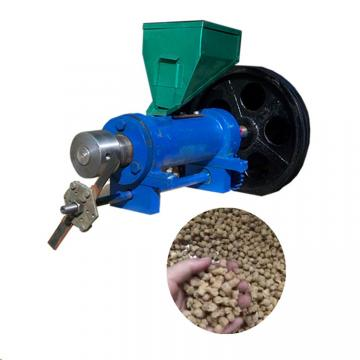 Pellet Mill fish feed pellets processing machine dog food extrusion machine