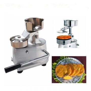 Commercial Burger press Processing maker Automatic Cast Iron hamburger grill machine