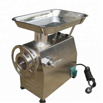 China automatic stainless steel meat mincer machine commercial electric industrial meat mincer