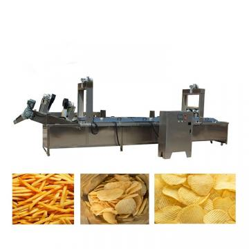 Best price 100kg/h fully automatic potato chips production line