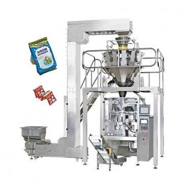 Complete production line stand-up pouch snacks packaging pet food bags