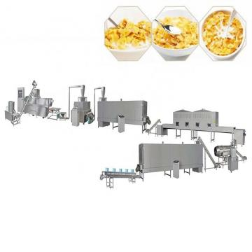 Breakfast Cereal Corn Flake Making Machine Manufacturing Price