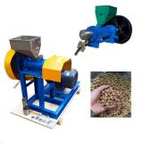 Feed Pellet extruding machine floating fish feed pellet machine floating fish feed pellet making machine